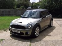 Mini Cooper S. John Cooper Works and Great Specification.