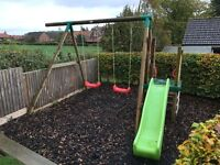 Little Tikes Swing and Slide Set for sale - £40 o.n.o.