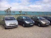 Citroen Picasso *Cornish Car Sales - 3 available*