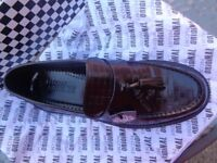 Ikon original Black weaver Loafers