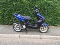 Mbk nitro 50 scooter (same as Yamaha areox)