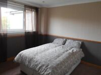 FULLY FURNISHED 2 BEDROOM MAISSONETTE - TEVIOTDALE COURT - HAWICK