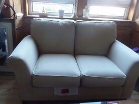 comfortable sofa 2 seats. M&S