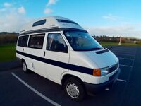 1994 VW Campervan (Autosleeper Trophy), low mileage, fully equipped, good condition