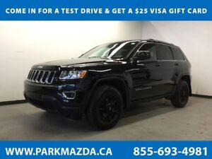 2015 Jeep Grand Cherokee Laredo 4WD - Bluetooth, Remote Start, A