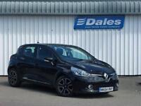 Renault Clio 1.2 16V Dynamique MediaNav 5dr (black) 2014