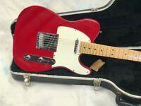 Fender American Standard Telecaster inc Fender Red Label Case