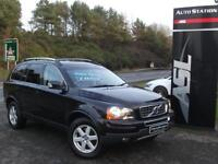 VOLVO XC90 2.4 D5 Active 5dr Geartronic (black) 2010