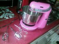 Pink egl mixer