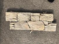 Rustic Granite Stone Cladding