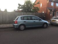 11 MONTHS MOT, CHEAP TO RUN, VERY ECONOMICAL FAMILY CAR, NOT TO BE MISSED CHEAP ON INSURANCE