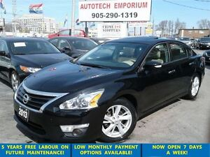 2013 Nissan Altima SL Tech Navigation/Camera/Leather Remote star