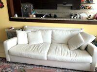 Crate & Barrel Cosy Sofa