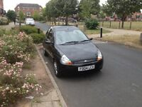 Ford KA luxury (service history a/c Bluetooth phone connectivity full leather good condition)