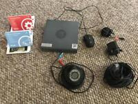 Swann home cctv security system