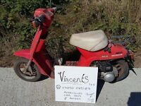 honda melody 50cc 1985 for restoration