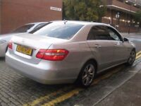 MERCEDES E250 CDI BLUE EFICCENCY 61 REG 2011 *** PCO UBER READY *** PEX FOR C220 * 5 DOOR HATCHBACK
