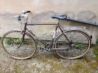 **Vintage** Peugeot Cycles Rotary Racer (inc. German Democratic Republic made original bell)