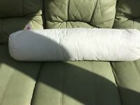 JEAN PERRY PEARL BOLSTER ANTI DUST MITE PILLOW