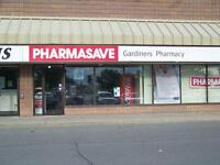 Gardiners Pharmasave ** NOW OPEN ** Gardiners/Bath Road