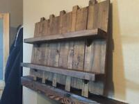 Rustic Handmade Items - Wood/Logs