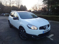 Nissan Qashqai+2 dCi 360 Special Editions 5dr 6-Speed Diesel 0% FINANCE AVAILABLE