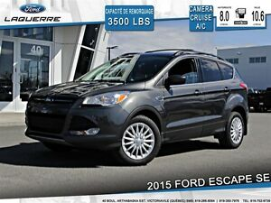 2015 Ford Escape **SE*AWD*CAMERA* CRUISE*A/C**