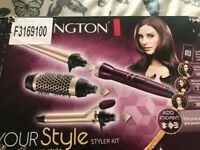 Remington curlers