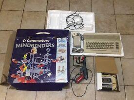 Retro 1990 commodore c64 mindbenders
