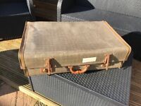 Vintage suitcases- 7 all together