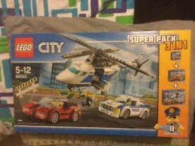 Lego City 66550