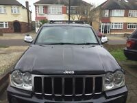 Jeep Grand Cherokee 3.0 CRD Limited 5000£