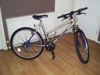 RALEIGH ACTIVATOR c/w STAND & FRONT/REAR LIGHTS
