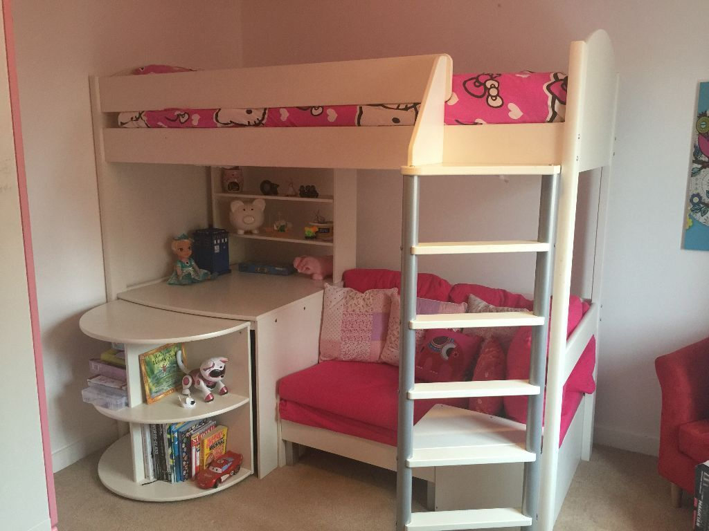 Sold Stompa Casa 4 High Sleeper Loft Bed Sold In