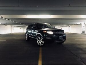 2012 Land Rover Range Rover Evoque COQUITLAM LOCATION 604-298-61