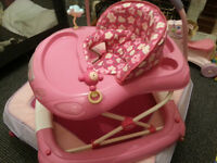 Pink Baby Walker - DELIVERY AVAILABLE