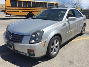 2005 Cadillac CTS 3.6L | leather | A/C