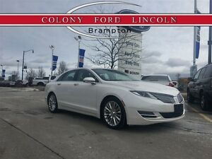 2015 Lincoln MKZ LINCOLN CERTIFIED, LOW % RATES FROM 0.9%!