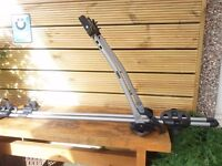 Bike carrier(s) for roof bars, 2 for sale
