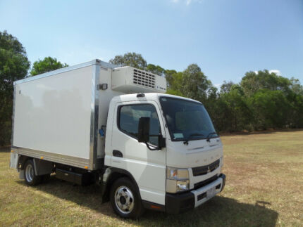 Fuso Canter 515 Wide  Refrigerated Rocklea Brisbane South West Preview