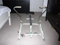 Tunturi rowing machine – clean and in full working condition