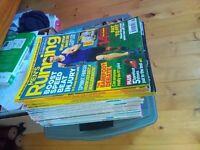 Running Magazines - worth £135 new