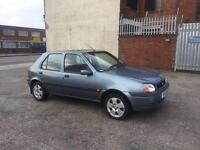 ** 2001 FORD FIESTA 1.3 LOW MILES **