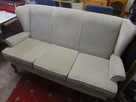 Parker Knoll Three Seater Settee