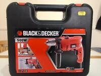 BLACK & DECKER Brand new & boxed Power drill costs £40💥£25💥