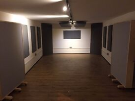 Production/Recording Studios available within brand new North London Music & Media Hub - Zone 2