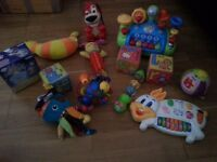 Musical Toy bundle only £10