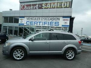 2015 Dodge Journey R/T AWD + 7 PASSAGERS + TV-DVD