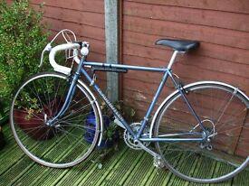 Claude Butler racing bike