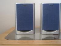Pair of Speakers for sale.